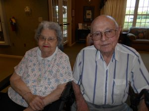 married residents at Briarwood Village